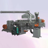 Two-Stage Extruder, High Output 100KGS-1000KGS/H (XL50-D120/XL65-D150/XL75-D180/XL95-D200)