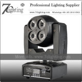 Double-Sided 4X15W Moving Head Beam LED Stage Lighting