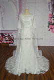 New Collection Italy Design Mermaid Tail Wedding Dress Bridal Gown
