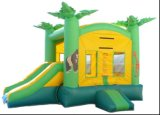 Inflatable Mini Tropical Jungle, Inflatable Combo (CZH-2004)