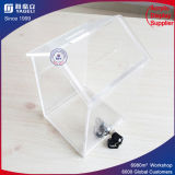 House Shaped Acrylic Collection Box
