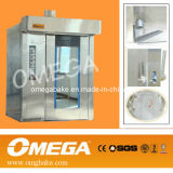 CE Industrial Stainless Steel Rotary Trolly Rack Furnace (R6080E)
