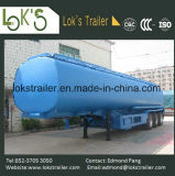 41 Cbm 3 Axles Chemical Tanker Trailer