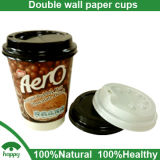 Double Wall Cup with Lid
