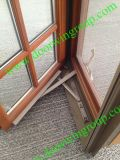 American & Australian Style Wood Aluminum Casement Window