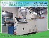 Plastic PVC/PE Conical/Parallel Twin Screw/ Single Screw Extruder Machine