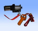 Portable1500lb Mini Electric Winch with Remote Control