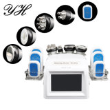Professional 40K Multifunctional Lipo Laser Cavitation Vacuum Multi - Polar RF Body Shaping Machine