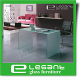Modern Hot Bending Glass Office Desk