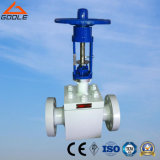 Manual Operated Balanced Labyrinth Control Valve (T48Y)