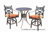 Classic High Dining Cast Aluminum Garden Furniture