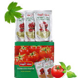 Concentrate Tomato Paste--70g in Sachet
