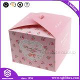 Cardboard Cake Organizer Square Packaging Gift Box