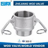 Stainless Steel 316 B Type Quick Coupling