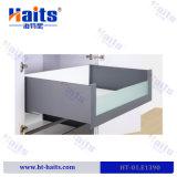 New Design Good Quality Cabinet Furniture Drawer Slide, High Inner Drawer Elegant Box Tandem Box Drawer Slide