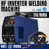 Tungsten Inert Gas TIG 200 Inverter Welding Machine