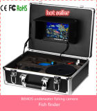 """7"""" Color TFT Underwater Fish Finder Video Camera Luxury Set W/ 20m Cable / Case - Black"""