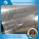 Stainless Steel Embossed (201 / 304 / 430)