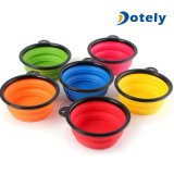 Silicone Cheap Custom Pet Bowl for Dog Cat Puppy