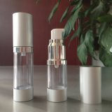 Customerized Quality 15ml 30ml 50ml Aluminum and as Airless Pump Bottle for Cosmetic Packaging