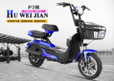 Cool Sport Style Adult Electric Bike 48V 20ah Front and Rear Drum Brake