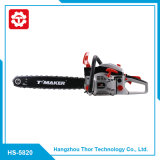 58cc Big Power Home Use Garden Tool Gasoline Chainsaw