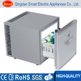 21L Thermoelectric Silent Mini Bar Refrigerator with Drawer Type Door