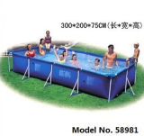 China Professional High Quality Inflatable Swimming Pool, Swimming Pool Game