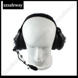Two Way Radio Noise Cancelling Headset for Kenwood Tk3207