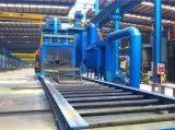 Various Section Steel Beam Cleaning/ Shot Blasting Machine