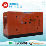 Auto Start Switch 30kw Silent Diesel Generator