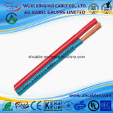 Power Australian Standard China Manufacture High Quality Parallel Twin Flexible Cables Battery Cables