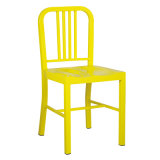 Manufacturer of Iron Metal Navy Dining Chairs Zs-T-1018