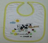 New Design Cotton Waterproof Baby Bib
