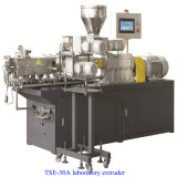 Color Masterbatch Twin Screw Granulator Production Line
