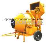 China Cheap Concrete Mixer with Wire Rope Hoisting (JZC350)