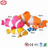 Clown Fish Ugly Fish Option Types Soft Plush Toy