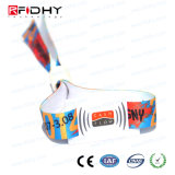 Custom RFID Fabric Wristband No Minimum
