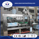 Electric 3 in 1 Glass Bottled Juice Filling Equipment