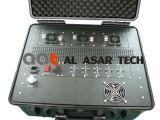 5CH Draw-Bar Portable Bomb Jammer Ldc Display Battery Capacity