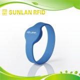 Hot! ! ! RFID Silicone Wristband / Silicone Bracelet