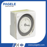 Grey Type of Mechanical Timer in 230V, 16A