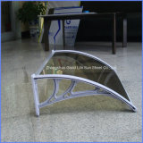 DIY Polycarbonate Door Canopy with High Quality