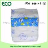 Wet Indicator PE Film Disposable Baby Diaper
