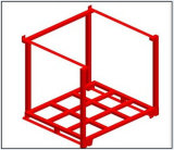 Easy to Stackable Pallet Box Used for Warehouse Storage