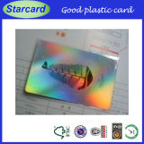 Much Better Price Colorful Laser Foil Overlay ID Card