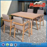 Powder Coated Aluminium Dining Set Garden Furniture