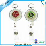 Name Badge Holder Retractable ABC Yoyo Badge Reel