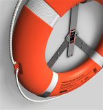 Solas Med Approval High Quality Hard PU Life Buoy / Life Ring