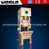 C Type Single Crank Power Press 60ton with Pneumatic Clutch